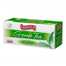 GREEN TEA 25 FILTRI