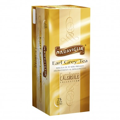 EARL GREY TEA EXCELLENCE COLLECTION 25 FILTERS