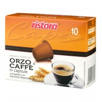 INSTANT BARLEY AND COFFEE - NESPRESSO COMPATIBLE CAPSULES