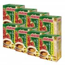 INSTANT COFFEE & GUARANÀ 8 BOXES X 10 BAGS