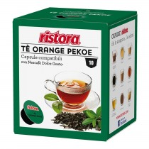 ORANGE PEKOE TEA - NESCAFÈ DOLCE GUSTO COMPATIBLE CAPSULES