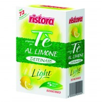 DECAFFEINATED LIGHT LEMON TEA