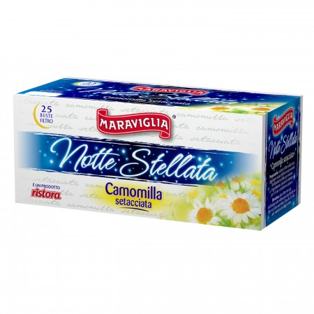 NOTTE STELLATA SIFTED CAMOMILE 25 FILTERS