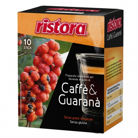 INSTANT COFFEE & GUARANÀ