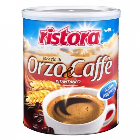 INSTANT MIX OF BARLEY AND COFFEE