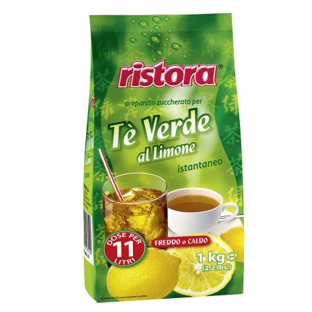 INSTANT GREEN TEA WITH LEMON