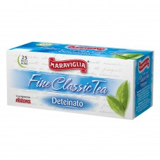 DECAFFEINATED FINE CLASSIC TEA 25 FILTERS