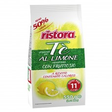 INSTANT REDUCED-CALORIE LEMON TEA WITH FRUCTOSE